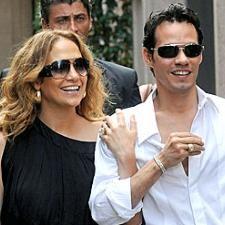Jennifer Lopez y Marc Anthony compartirán custodia de sus gemelos