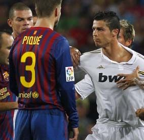 Video del Real Madrid vs Barcelona (1-3) –  Clásico Liga española 2011