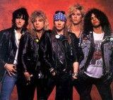 Los originales Guns N' Roses confirmaron su presencia en el Salón de la Fama