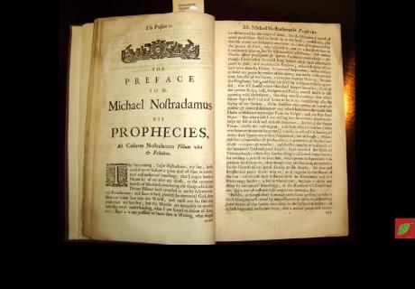 Las profecías de Nostradamus para el 2018